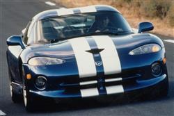 Car review: Chrysler Viper (1996 - 2001)