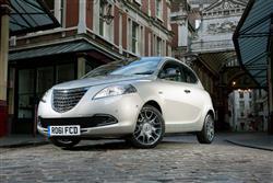 New Chrysler Ypsilon (2011 - 2015) review