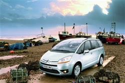 Car review: Citroen C4 Picasso (2006 - 2010)