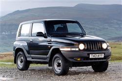 Car review: Daewoo Korando (1999 - 2002)
