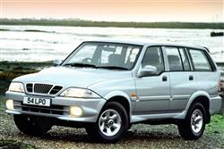 New Daewoo Musso (1999 - 2002) review