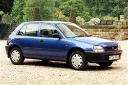 New Daihatsu Charade (1987 - 2000) review