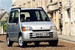 New Daihatsu Move (1997 - 2000) review