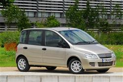 Car review: Fiat Multipla (2004-2011)