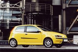 Car review: Fiat Punto (2000 - 2003)