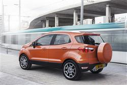 New Ford EcoSport (2013 - 2017) review