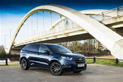 Car review: Ford Edge (2016 - 2018)