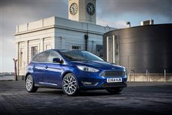 Car review: Ford Focus (2014 - 2017)