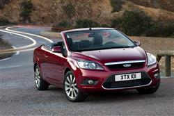 Car review: Ford Focus Coupe-Cabriolet (2006 - 2010)