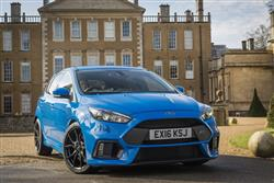 Car review: Ford Focus RS (2016 - 2018)
