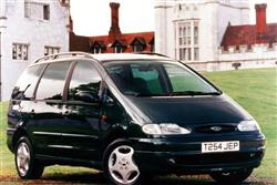 Car review: Ford Galaxy (1995 - 2000)