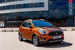 Car review: Ford KA+ ACTIVE (2018 - 2020)