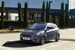 Car review: Ford KA+ (2018 - 2020)