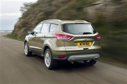 New Ford Kuga (2013 - 2016) review