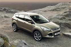 Car review: Ford Kuga (2013 - 2016)