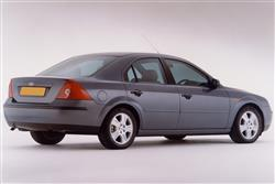 Car review: Ford Mondeo MK2 (2000 - 2007)
