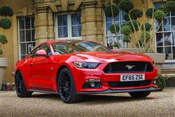 Car review: Ford Mustang (2015 - 2017)