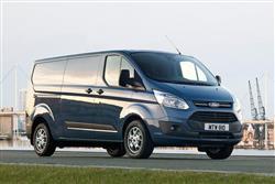 Van review: Ford Transit Custom (2013 - 2018)