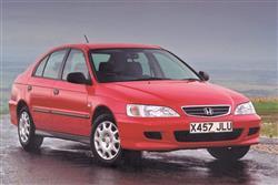 Car review: Honda Accord (1998 - 2002)