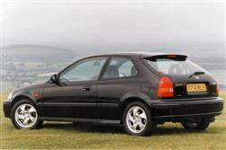 Car review: Honda Civic - 3dr Hatch & Saloon (1987 - 2001)