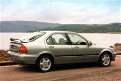 Car review: Honda Civic 5dr Hatchback (1995 - 2001)
