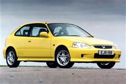 New Honda Civic - 3dr Hatch & Saloon (1987 - 2001) review