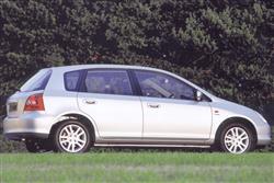 Car review: Honda Civic (2000 - 2005)