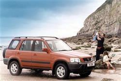 Car review: Honda CR-V (1997 - 2002)