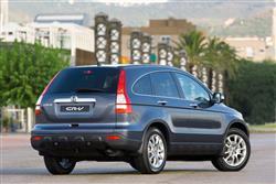 New Honda CR-V (2006 - 2009) review
