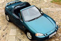 New Honda CRX (1984 - 1997) review