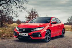 Car review: Honda Civic (2016 - 2019)