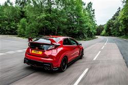 New Honda Civic Type R (2015 - 2017) review