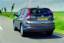 New Honda CR-V (2013-2015) review