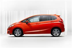 New Honda Jazz (2015 - 2017) review