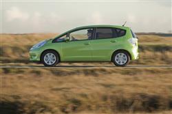 New Honda Jazz Hybrid (2011 - 2015) review