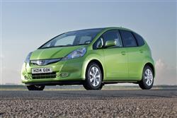 Car review: Honda Jazz Hybrid (2011 - 2015)