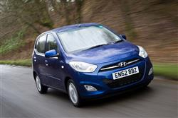New Hyundai i10 (2011 - 2014) review