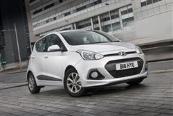 Car review: Hyundai i10 (2014 - 2016)