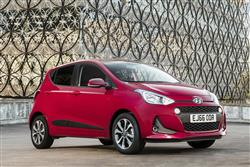 Car review: Hyundai i10 (2017 - 2019)