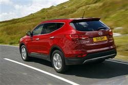 New Hyundai Santa Fe (2012 - 2017) review