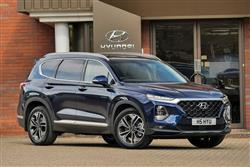Car review: Hyundai Santa Fe (2018 - 2020)
