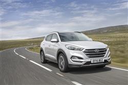 New Hyundai Tucson (2015 - 2018) review