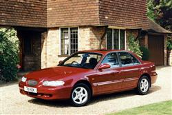 Car review: Hyundai Sonata (1989 - 2005)