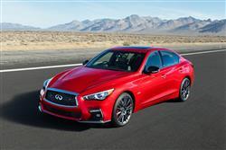 Car review: Infiniti Q50 (2014 - 2020)