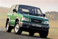 Car review: Isuzu Trooper (1987 - 2003)