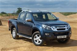 Car review: Isuzu D-Max (2012 - 2017)