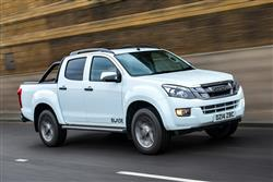 New Isuzu D-MAX Blade (2014 - 2015) review