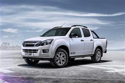 Car review: Isuzu D-MAX Blade 2 (2016 - 2017)
