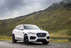 Car review: Jaguar F-PACE (2016 - 2020)