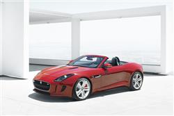 Car review: Jaguar F-TYPE Convertible (2010 - 2015)
